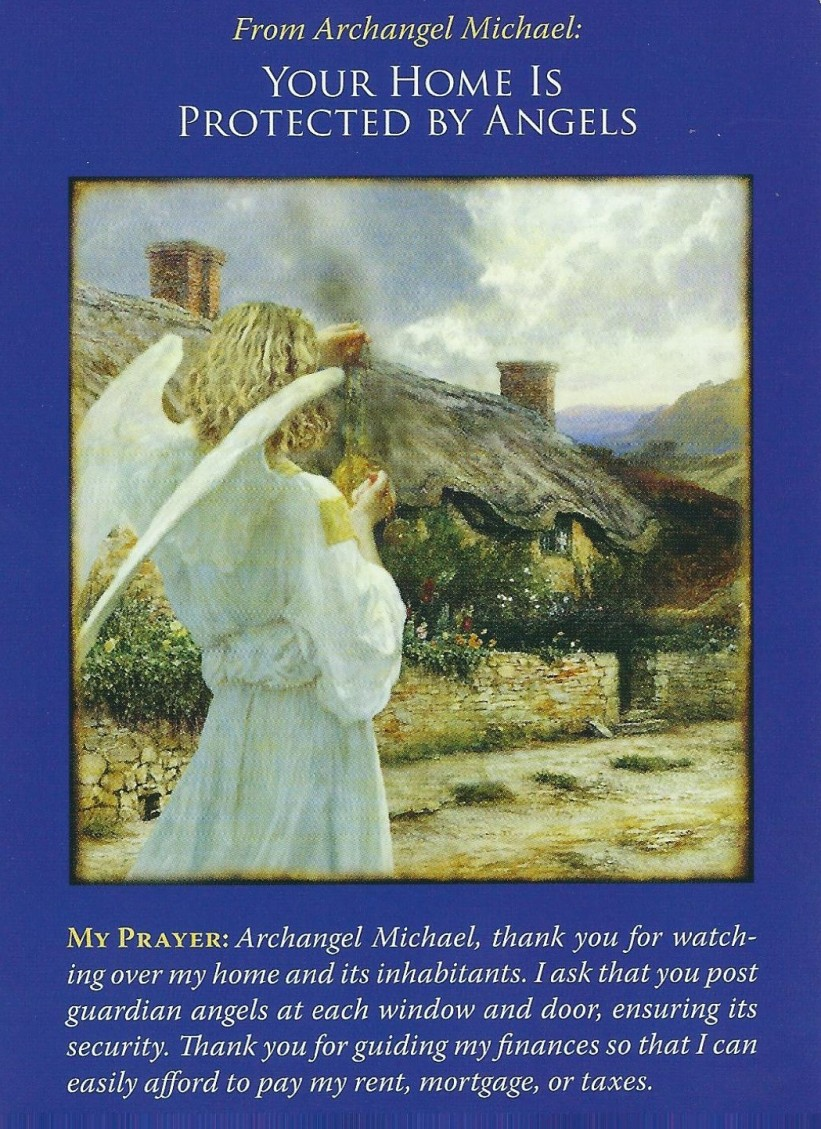 Archangel Michael 06-01-2017