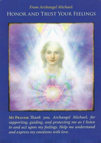 Archangel Michael 06-02-2017