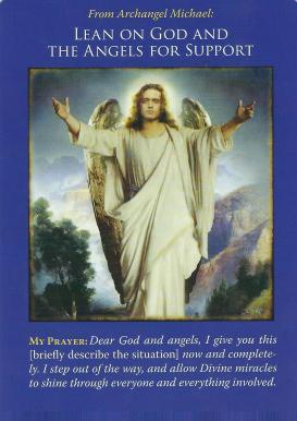 Archangel Michael 06-04-2017