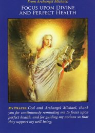 Divine and Perfect Health