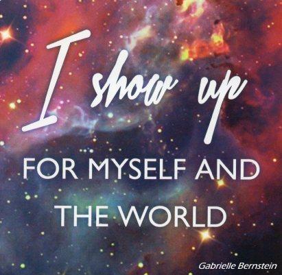 I Show Up