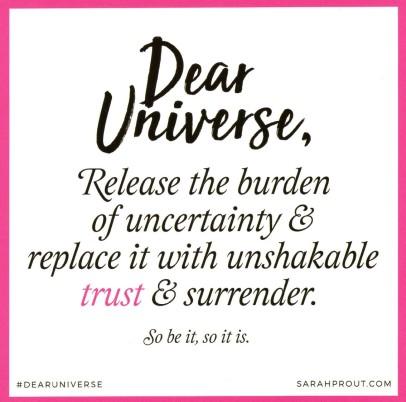 Release The Burden